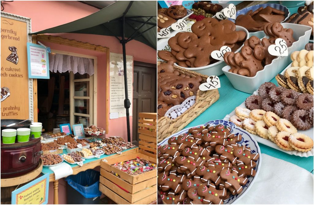 honningkage honningkagemand butik prag (Foto: MY DAILY SPACE)