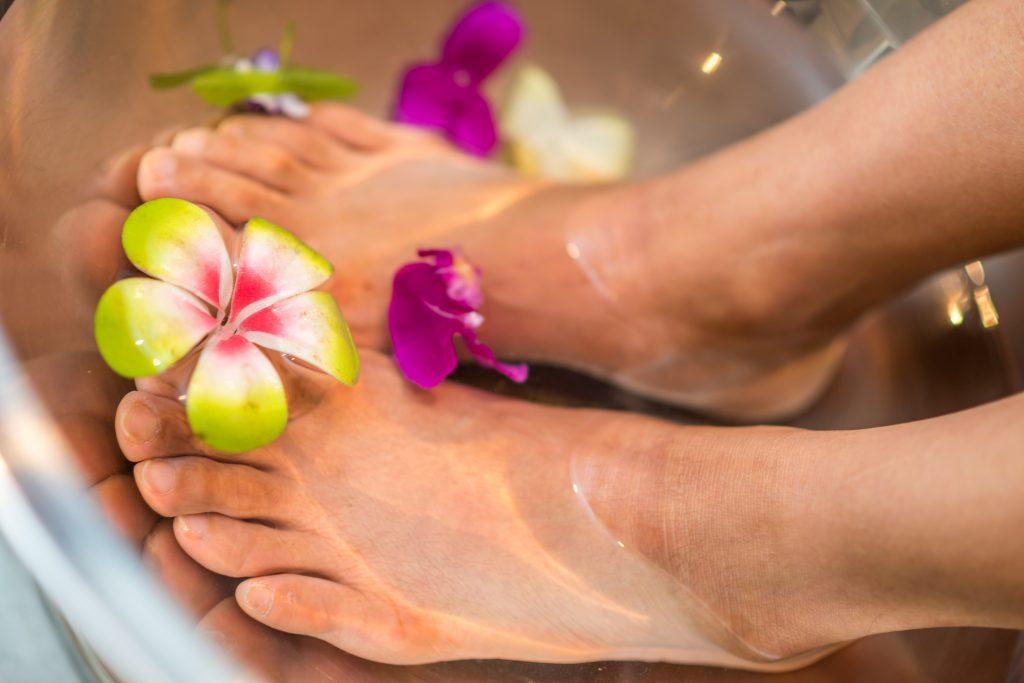 fødder, zoneterapi, behandling, (Foto: Unsplash)