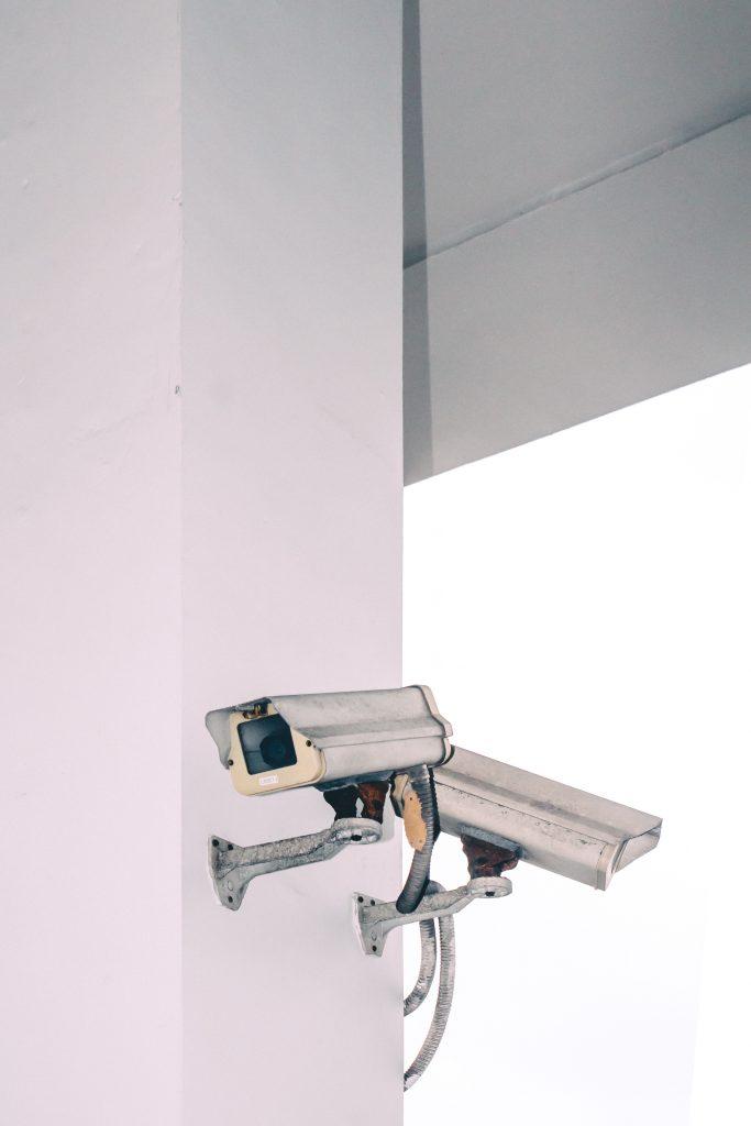 overvågning indbrud kamera (Foto: Unsplash)