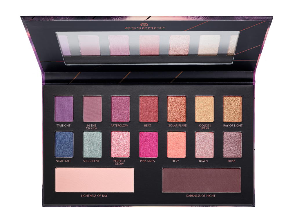 essence makeup palette