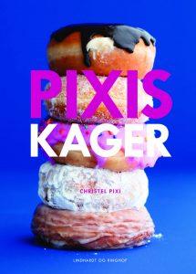 pixi æblepandekager sødt bogforside (Foto: Line Thit Klein)