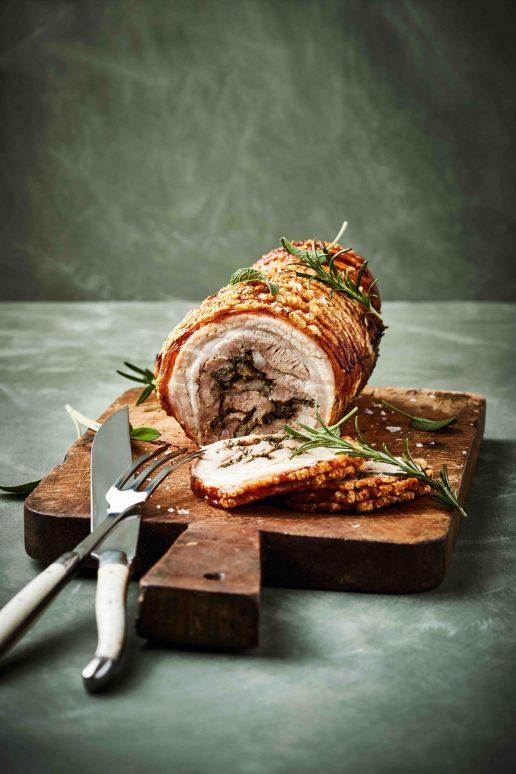 porchetta thomas herman mad opskrift middag (Foto: Claes Bech-Poulsen)
