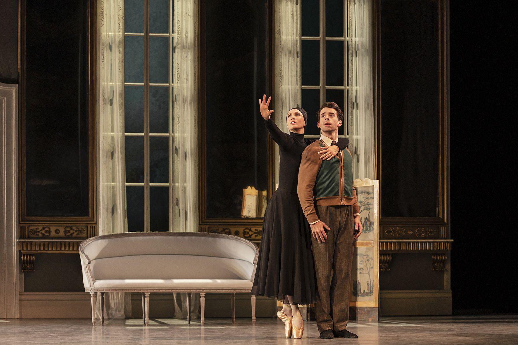 Blixen, teater, ballet, det kongelige teater, karen blixen, forestilling