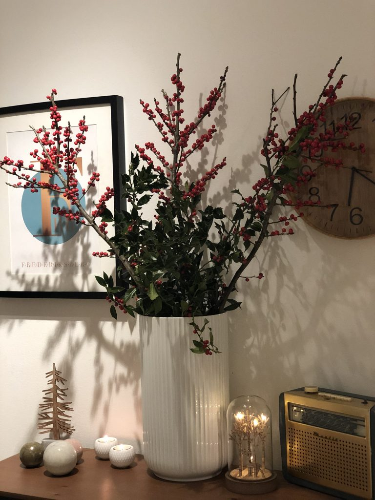 vase grene ali juletræ (Foto: MY DAILY SPACE)