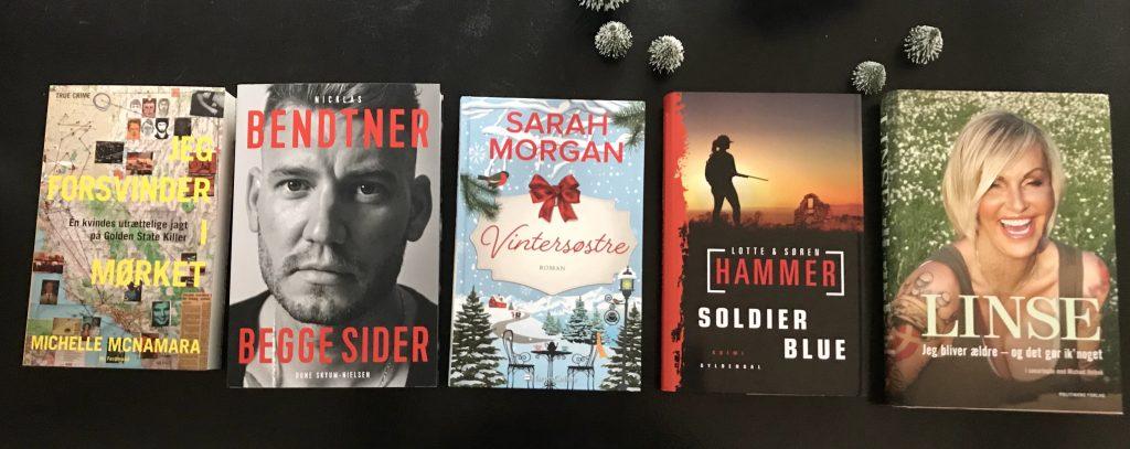 fem på stribe bog 5 bogfavoritter bøger (Foto: MY DAILY SPACE)