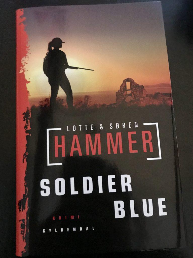 hammer solider blue 5 på striber fem (Foto: MY DAILY SPACE)