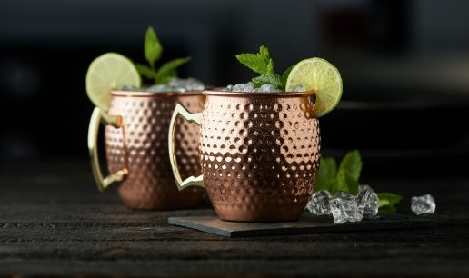moscow mule lyngby glas cocktail drink (Foto: PR