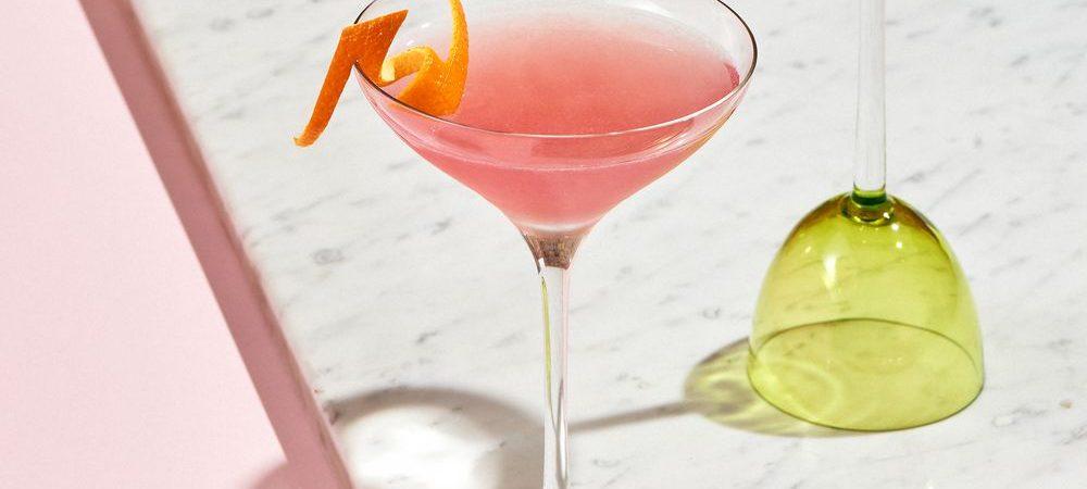 cosmopolitan Cointreau nytår drink (Foto: PR)