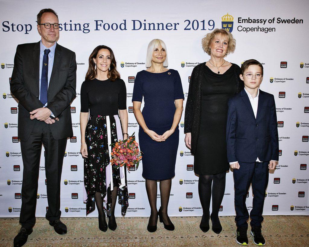 stop madspild svenske ambassade selina juul middag (Foto: Simon Klein-Knudsen)