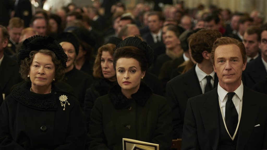 The Crown helena bonham carter prinsesse margaret(Foto: Des Willie / Netflix)