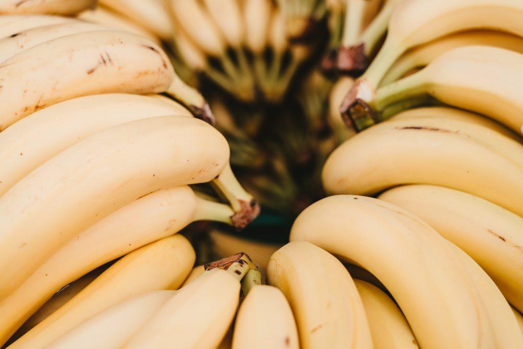bananer frugt økologisk banan (Foto: Unsplash)
