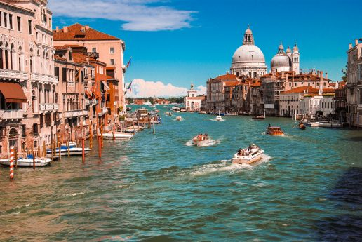 venedig italien kanal