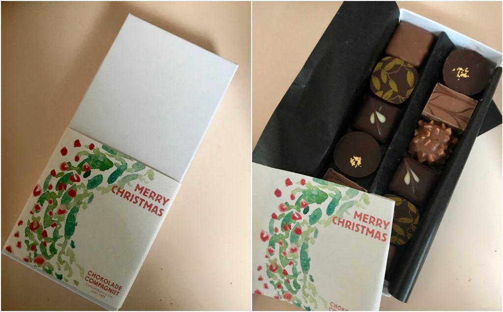 chokolade gave chokoladekompagniet