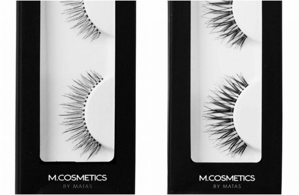 vipper øjenlipper falske m.cosmetics