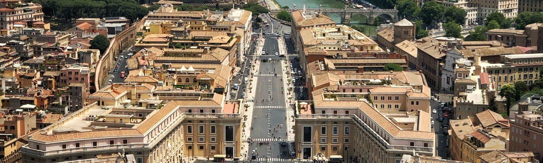 rom pave vatikanet (Foto: Unsplash)