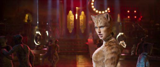 CATS film taylor swift(Foto: UIP)