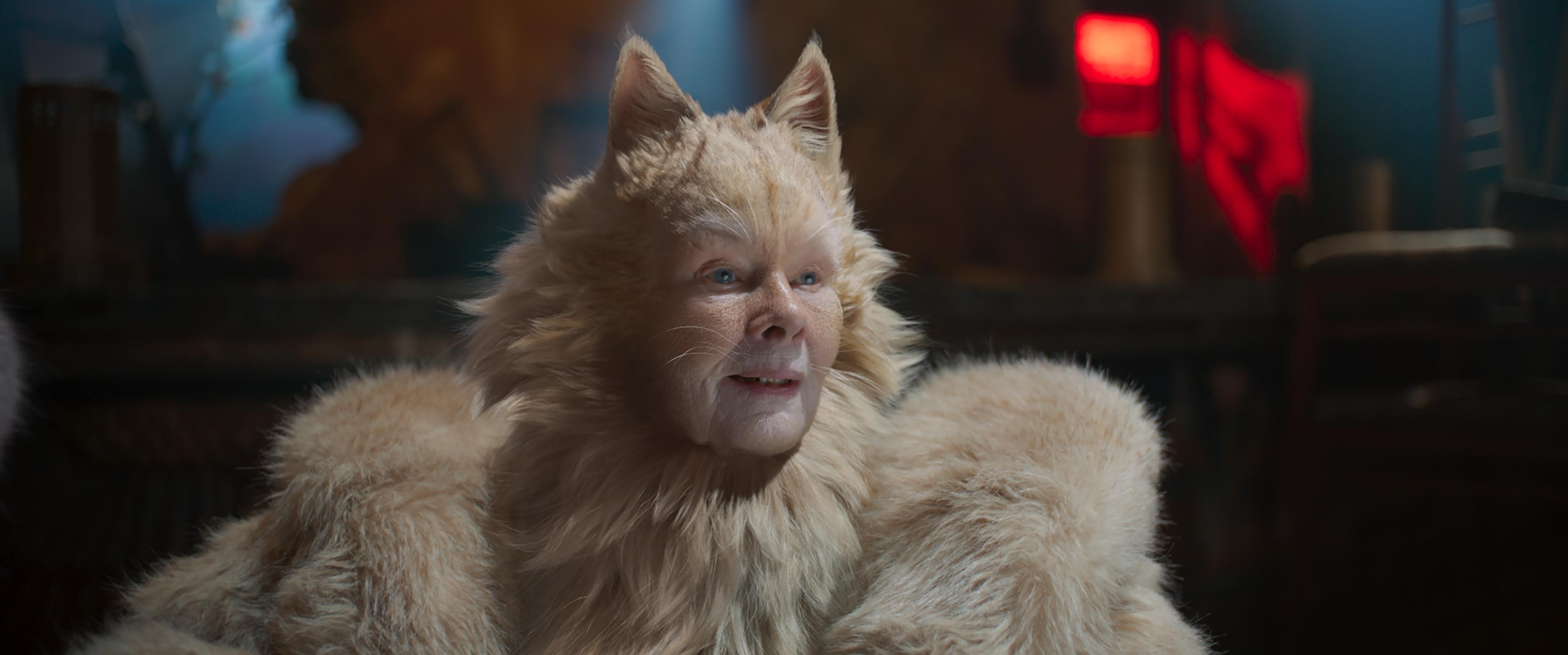 CATS film judy dench (Foto: UIP)