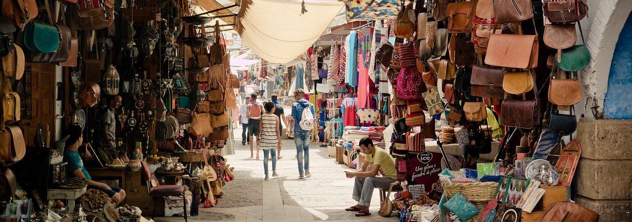 rejse marked marrakech (Foto: Shutterstock)
