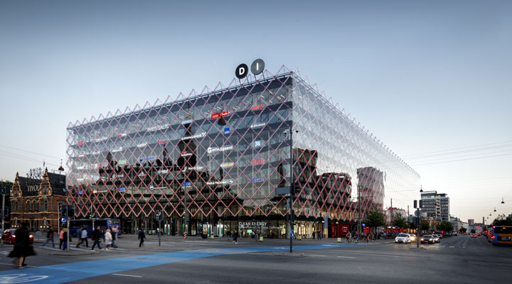 bygning, københavn, rådhuspladsen, virksomhed, dansk industri