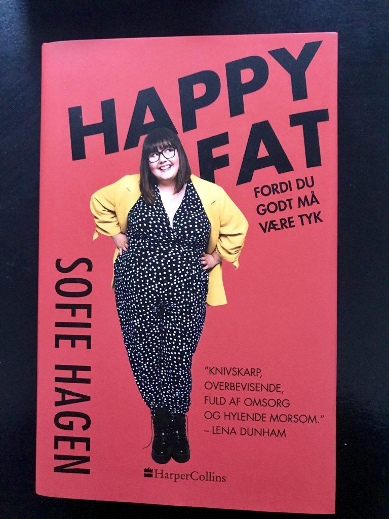 bog happy fat sofie hagen (Foto: MY DAILY SPACE)