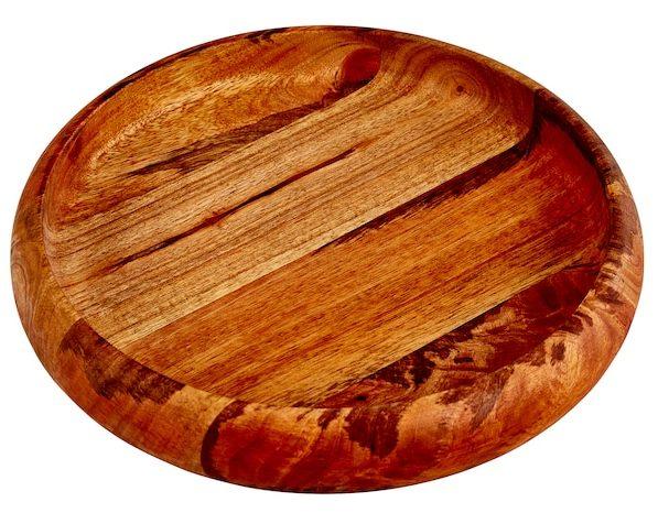 ikea træ træskål fad