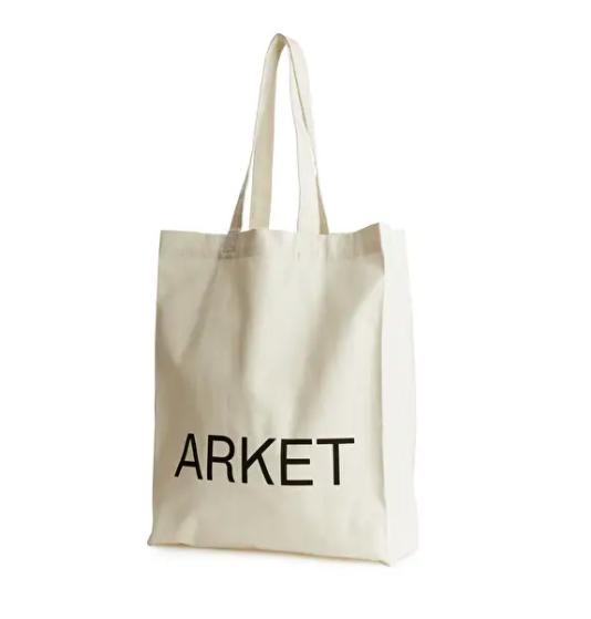 Tote bag, net taske, nettaske, Arket. (Foto: ARKET)