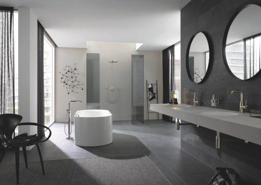 bad badeværelse (Foto: PR Grohe)