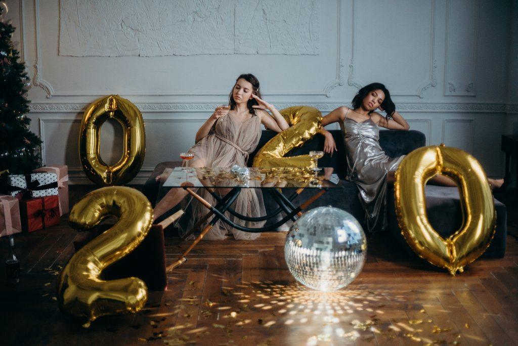 nytår, nytårsfortsæt, vaner, livet, forandringer, venner, mål