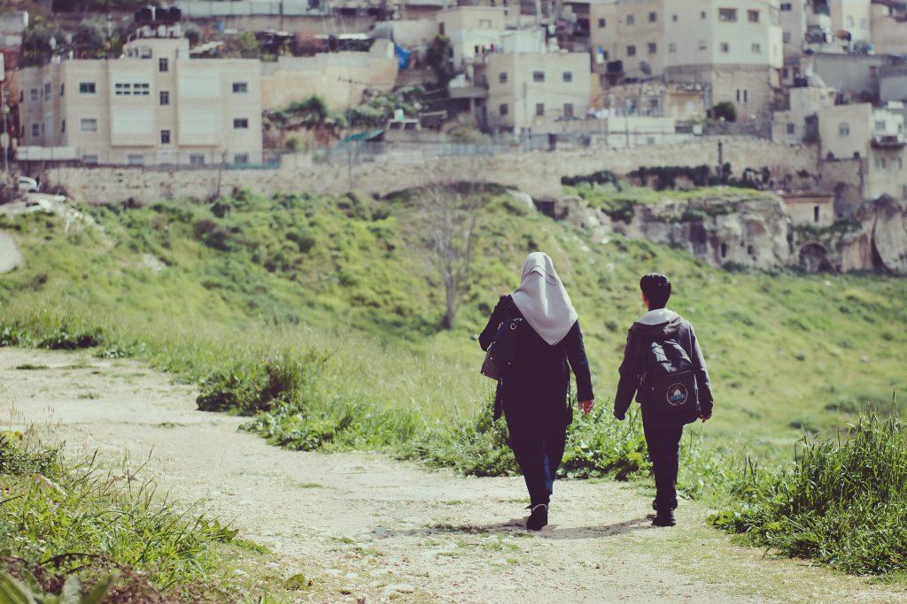 flygtning flygtninge uland (Foto: Unsplash)