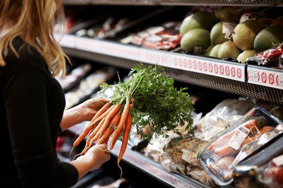 Øko, økologi, mad, madvarer, grønt, bæredygtig, plantebaseret. (Foto: PR)