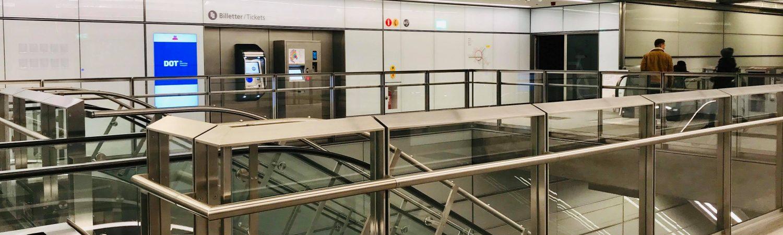 Metro københavn M3 (Foto: MY DAILY SPACE)