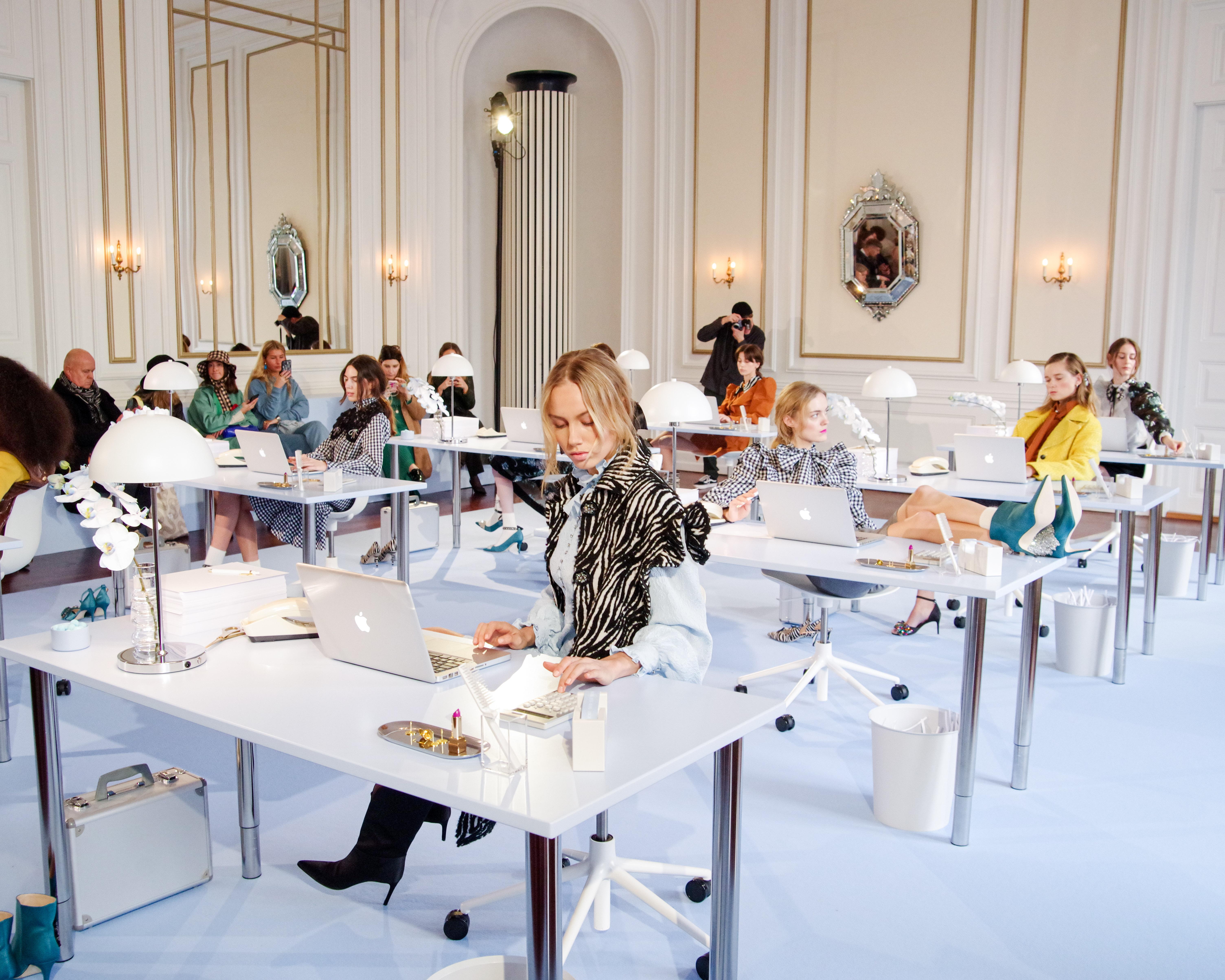 Custommade, AW20, Fashion Week, Fw, cphfw, modeshow, modeller. (Foto: Copenhagen Fashion Week)