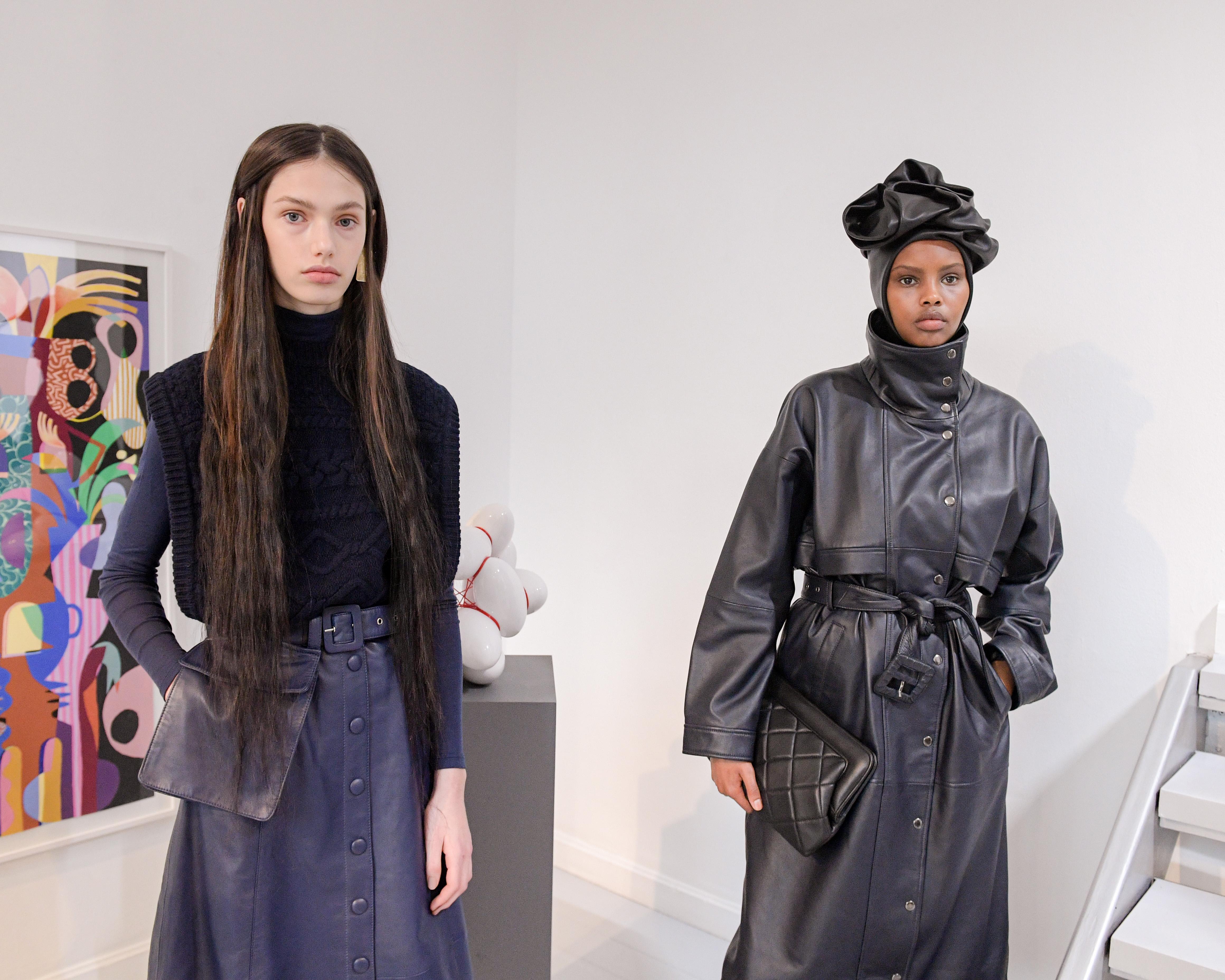 Gestuz, modeshow, mode, fashion, Fashion Week, Aw20. (Foto: Copenhagen Fashion Week)