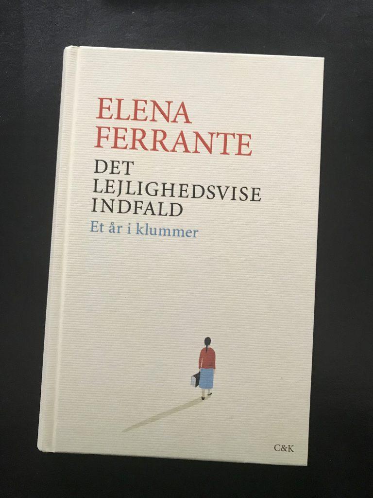 5 fem på stribe bog bøger elena ferrante det lejlighedsvise indfald (Foto: MY DAILY SPACE)