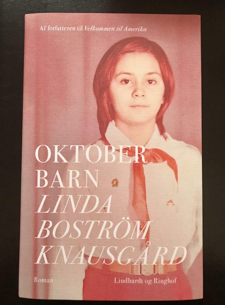 5 fem på stribe bog bøger oktoberbarn linda knausgård (Foto: MY DAILY SPACE)