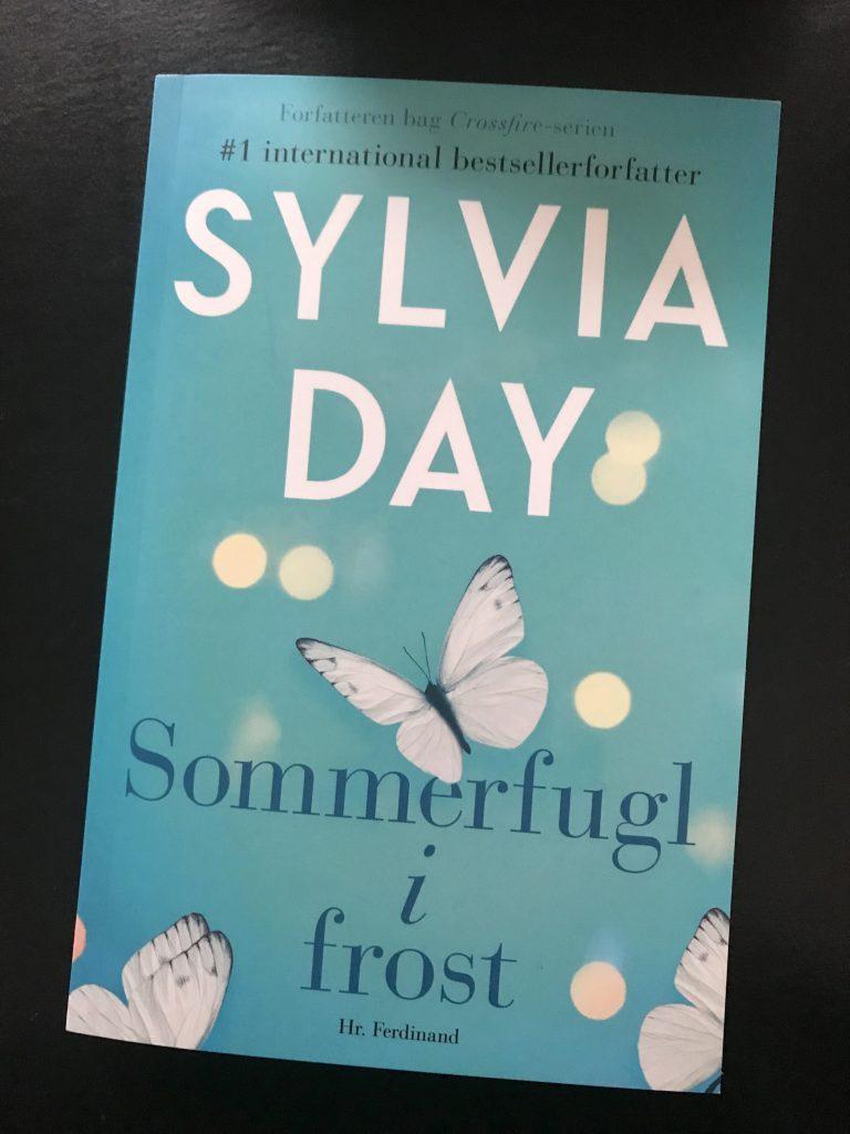 5 fem på stribe bog bøger sylvia day sommerfugl i frost(Foto: MY DAILY SPACE)