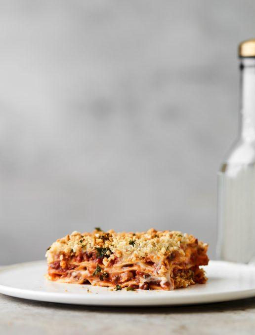 Lasagne 100 kødfrie dage (Foto: Chris Tonnesen)