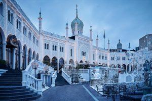 Tivoli vinter (Foto: Tivoli)