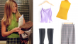 Rachel Green, fashion, tøj, Friends, tv-serie, inspiration. (Kollage: MY DAILY SPACE)
