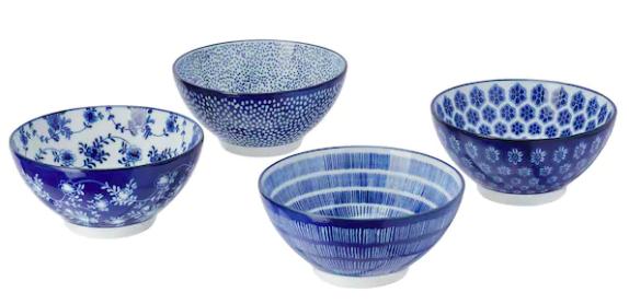Blå skåle, Ikea, små skåle, åretsfarve (Foto: Ikea)
