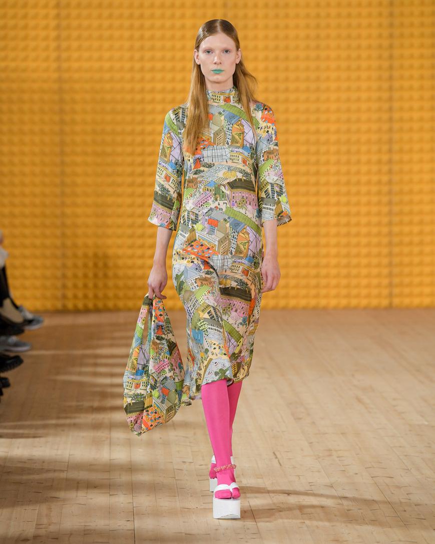 Stine Goya, AW20, modeshow, Fashion Week, Catwalk. (Foto: Copenhagen Fashion Week)