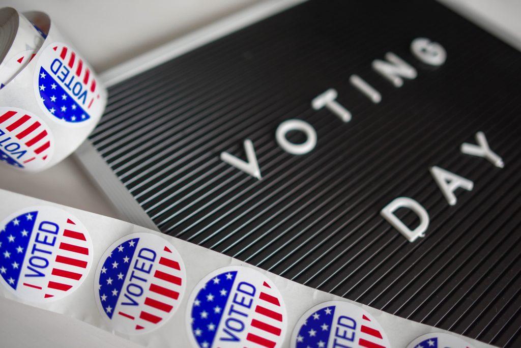 amerikansk valg, præsidentvalg, 2020, politik, begivenheder