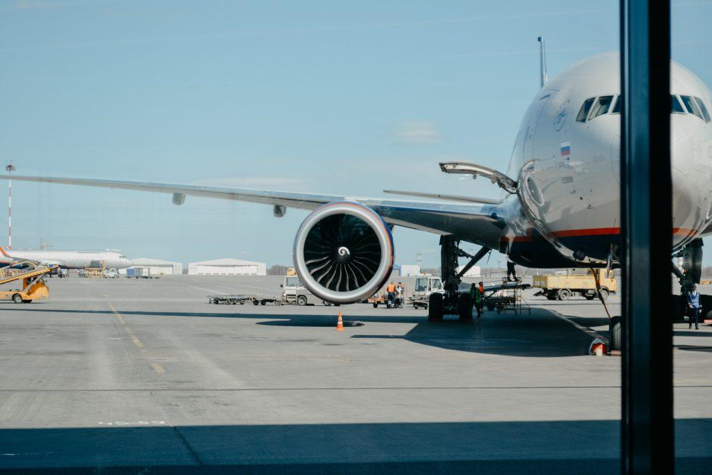 Airport, lufthavn, fly, airplane. (Foto: Unsplash)