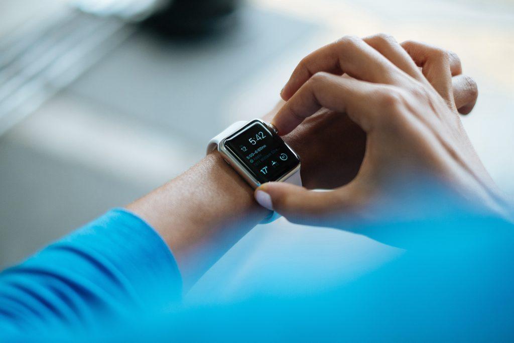 træning træn motion motionsur ur løb (Foto: Unsplash)