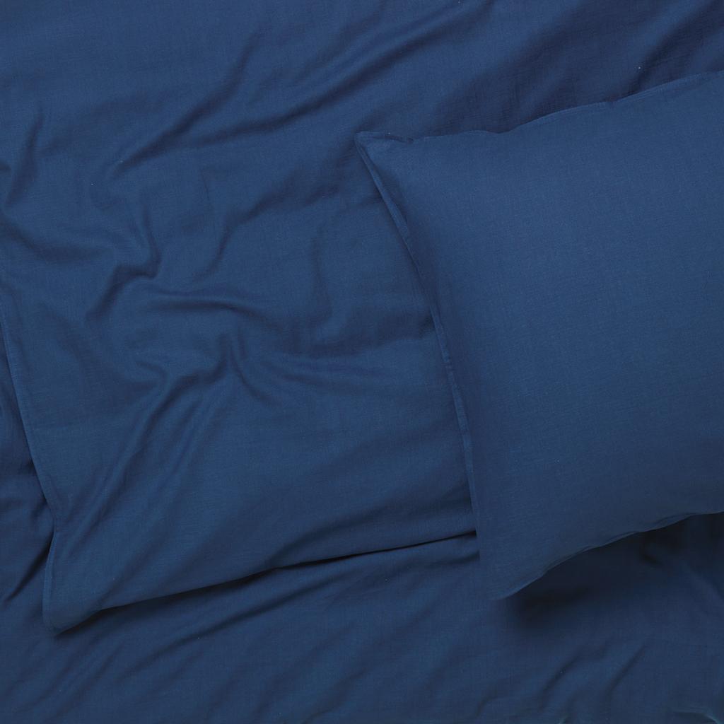juna sengetøj blå
