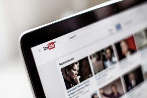youtube sociale medier (Foto: Unspalsh)