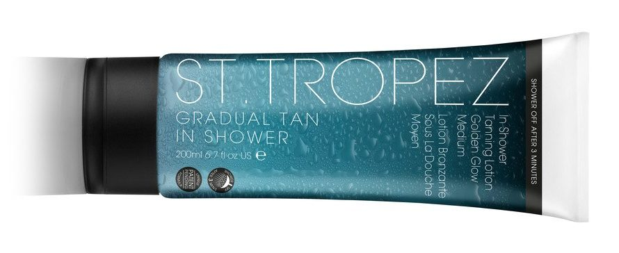 ST. TROPEZ Gradual Tan In Shower Golden Glow (Foto: Matas)