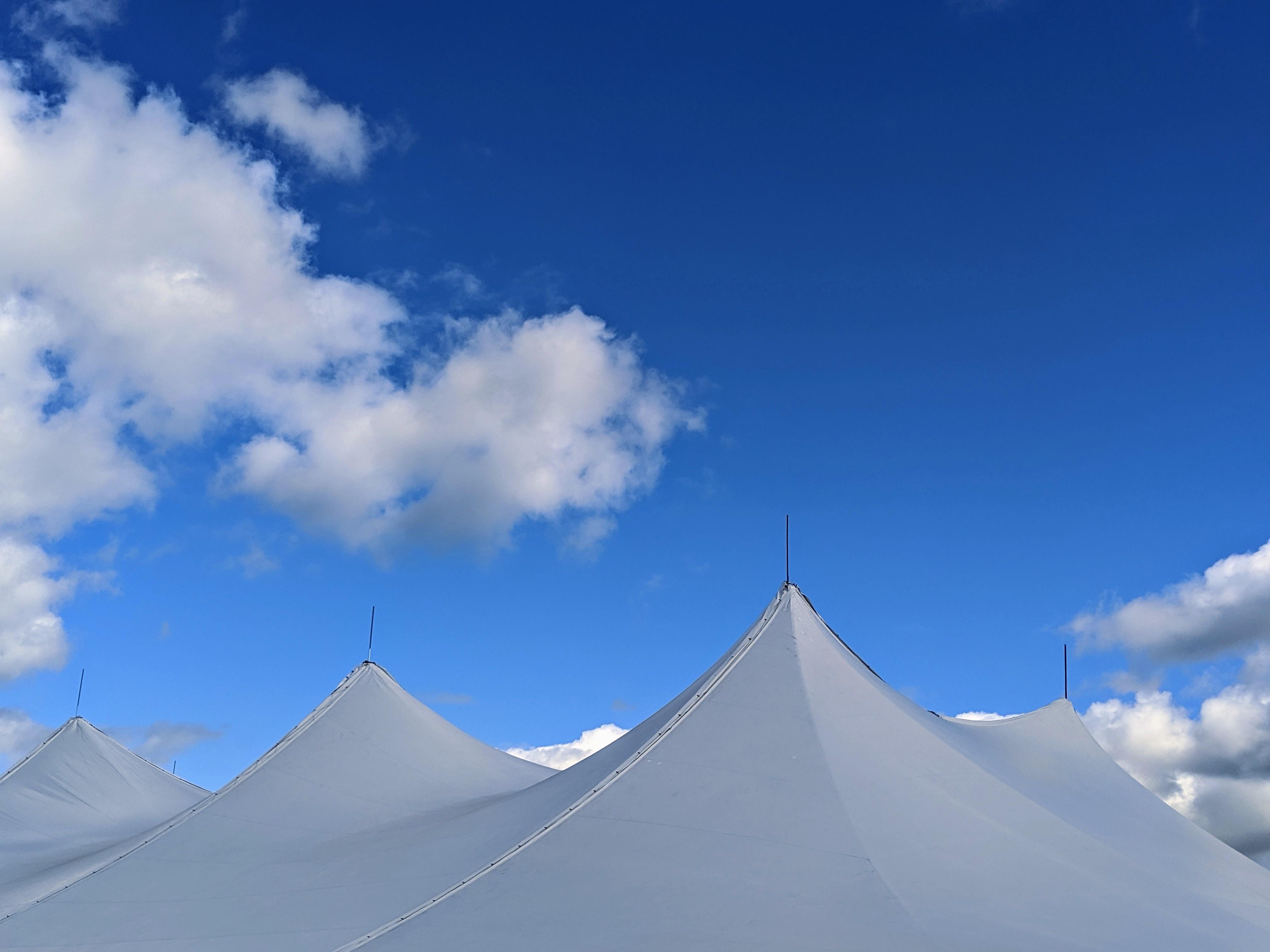 UNICEF, Unicef-telte, telte, telt, super-telte. (Foto: Unsplash)