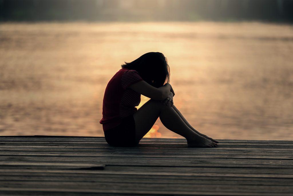 pige vand ked af det trist (Foto: Pixabay)