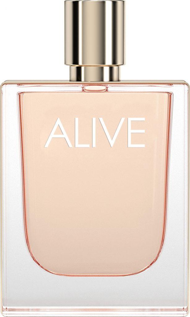 boss alive parfume